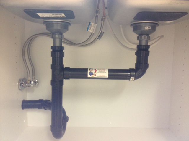 Kitchen Sink Installation - Callaway Plumbing and Drains Ltd ...