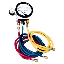 gauge used to test backflow devices