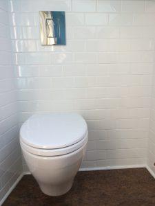 wall hung Toto toilet 2