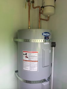 John Wood hot water tank
