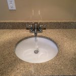 New Faucet and Countertop